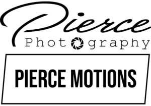 Pierce photography logo combo